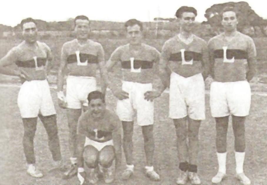 1935: LA FORMAZIONE DEL G.U.F. LIVORNO