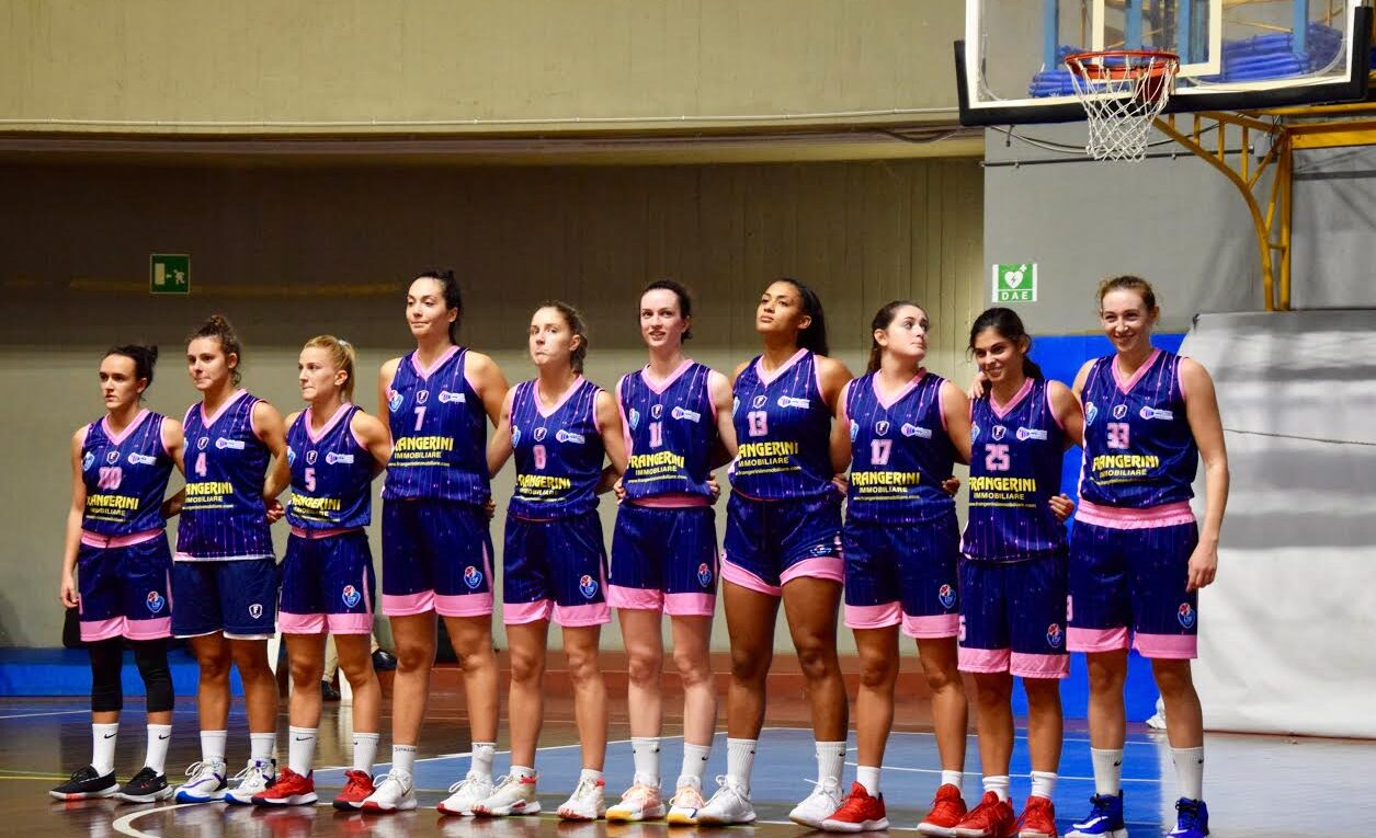JOLLY ACLI BASKET LIVORNO