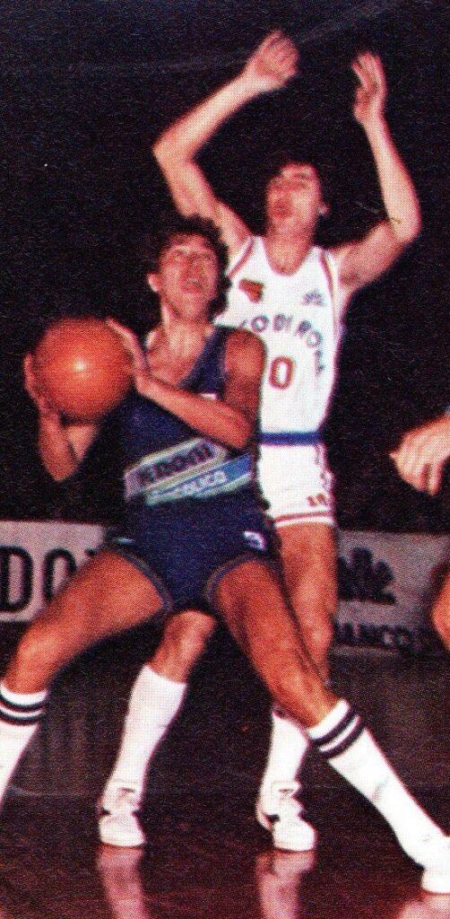 1982/83 BANCO DI ROMA vs ANALCOLICA PERONI