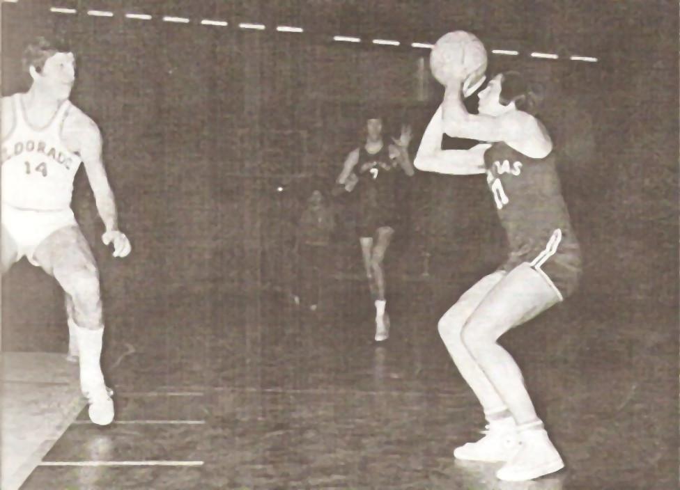 STAGIONE 1970/71: LIBERTAS LIVORNO vs ELDORADO BOLOGNA