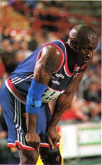 STAGIONE 1997/98: BRENT DABBS IN MAGLIA DON BOSCO LIVORNO