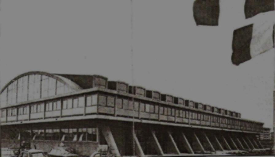 11-13 GIUGNO 1976: INAUGURAZIONE PALALLENDE