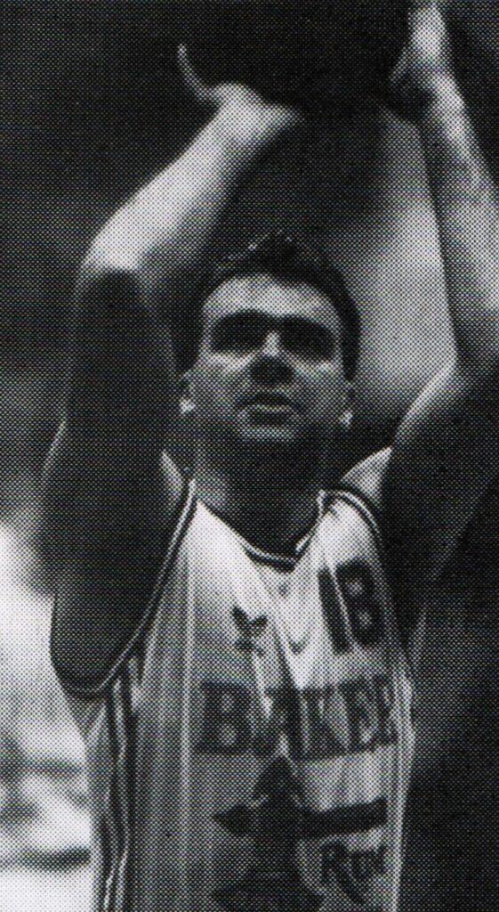LAURO BON BAKER LIVORNO 1992-93