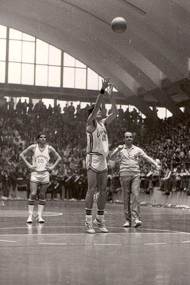 STAGIONE 1979/80: LA LIBERTAS LIVORNO IN CAMPO