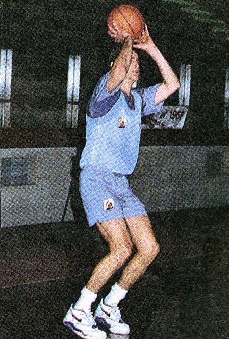 STAGIONE 1990/91: LA METEORA MARK PLANSKY IN MAGLIA LIBERTAS LIVORNO