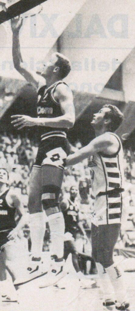 STAGIONE 1987/88: MASSIMO ROSSI (LIBERTAS LIVORNO) vs NEUTRO ROBERTS FIRENZE19112014_00000