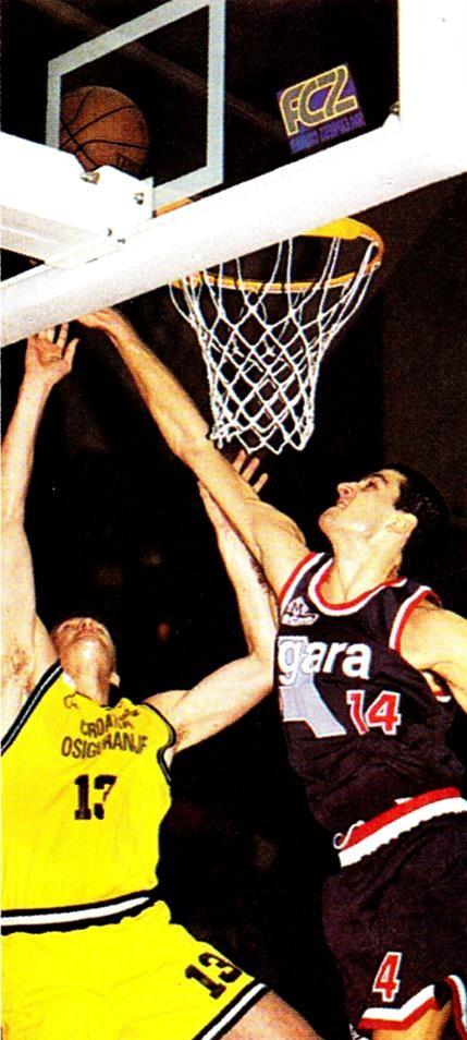 STAGIONE 1995/96: SAMUELE PODESTA IN MAGLIA DON BOSCO LIVORNO