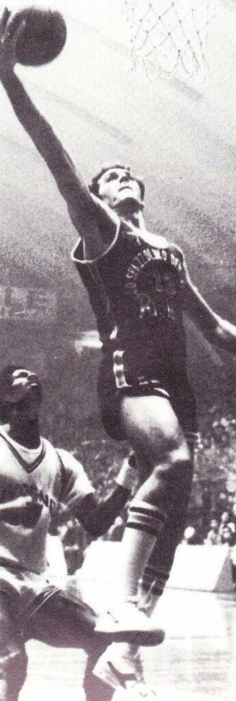 STAGIONE 1981/82: LIBERTAS LIVORNO vs PALLACANESTRO LIVORNO