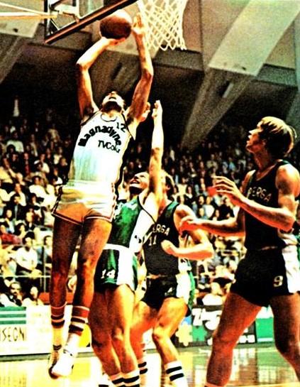 STAGIONE 1980/81: MAGNADYNE PALLACANESTRO LIVORNO vs SUPERGA MESTRE